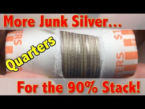 Constitutional (Junk) Quarters from Apmex