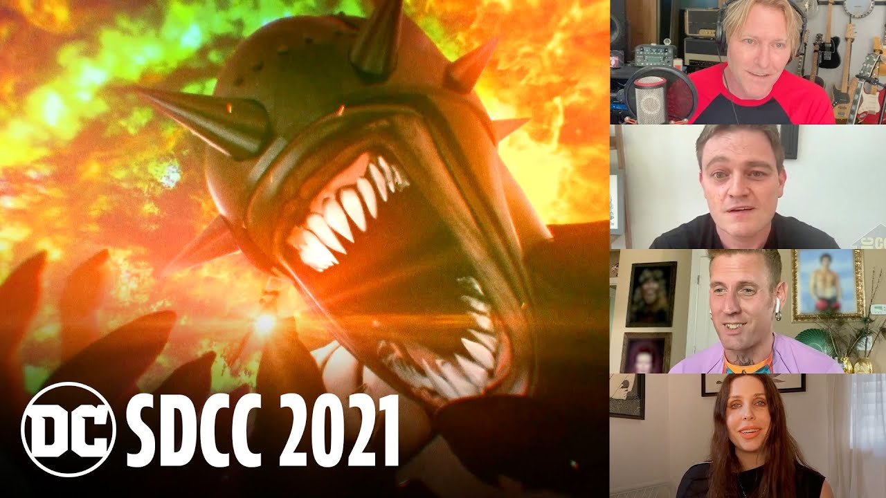 Dark Nights: Death Metal - The Soundtrack | SDCC 2021 | DC