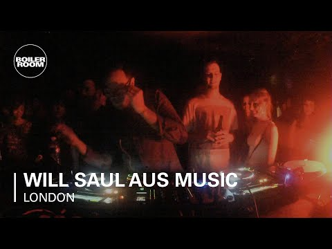 Will Saul Aus Music Boiler Room London 30 Min DJ Set