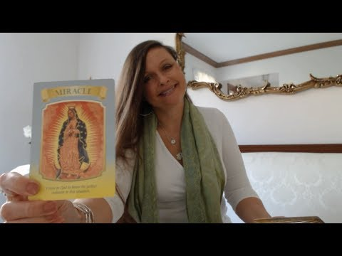 Daily Guidance Oracle & Tarot Intuitive Angel Card Reading Thurs May 25, 2017