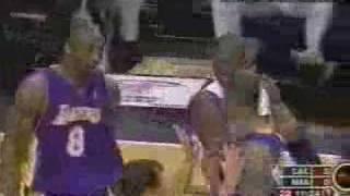 Kobe VS Dwayne