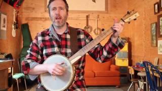 King Kong Kitchie Kitchie Ki-Me-O: Ten Tabs For Two Finger Old Time Banjo