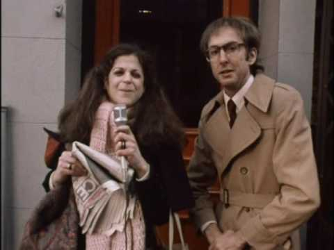 Gilda Radner interviewed by Eric Idle All you need is cash Beatles travesty Rutles
