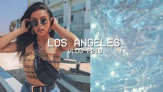 LOS ANGELES VLOG 2019 my favourite travel vlog ever