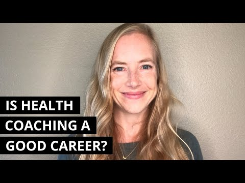 Is Health Coaching a Good Career?