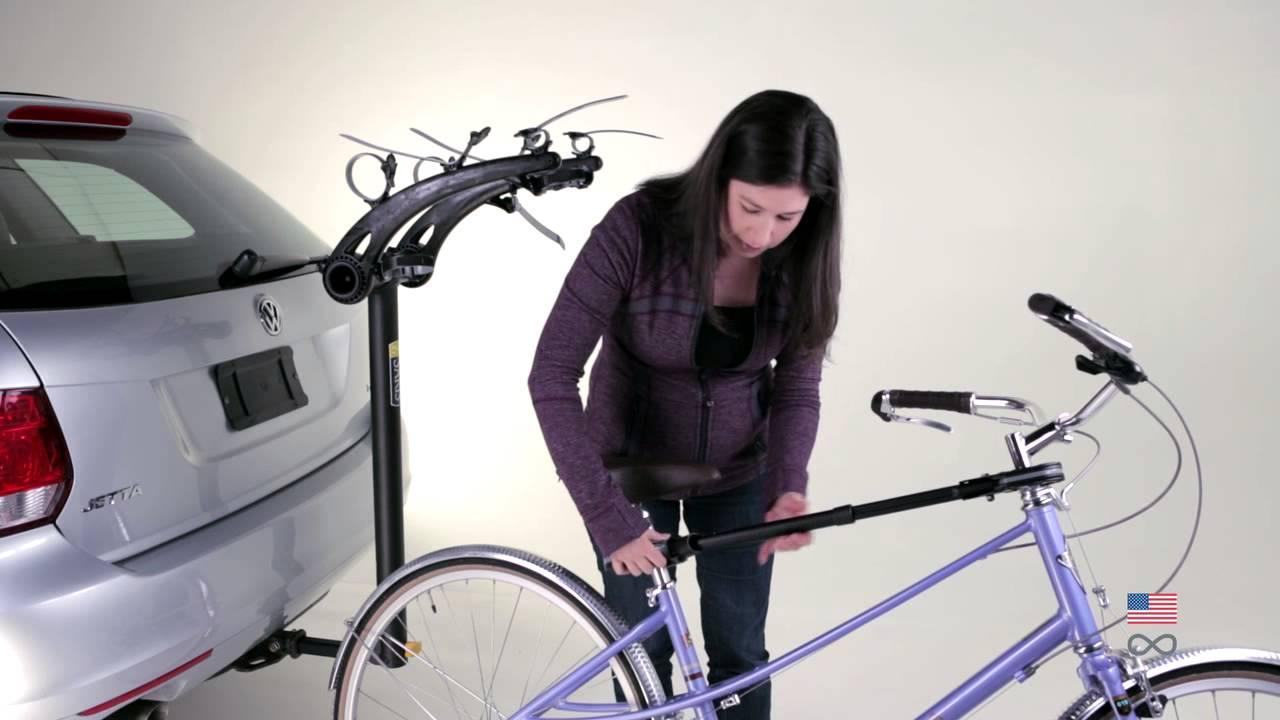 Saris Bike Beam Installation