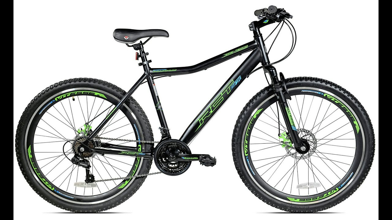 Mountain Bike Review The 27 5 Men S Genesis Rct Bike By Kent