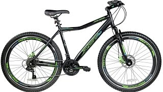 mountain bike review the 27 5 men s genesis rct bike by kent international vlog 16