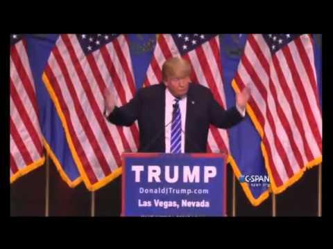 FULL SPEECH Donald Trump Campaign Rally In Las Vegas 100815 FULL