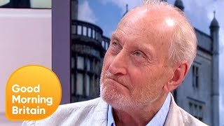 Charles Dance Gives His Opinion on the Game of Thrones Finale Good Morning Britain