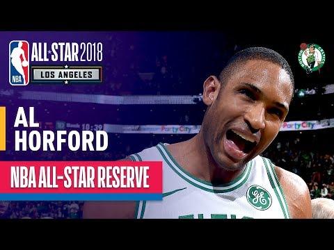 Al Horford All-Star Reserve | Best Highlights 2017-2018