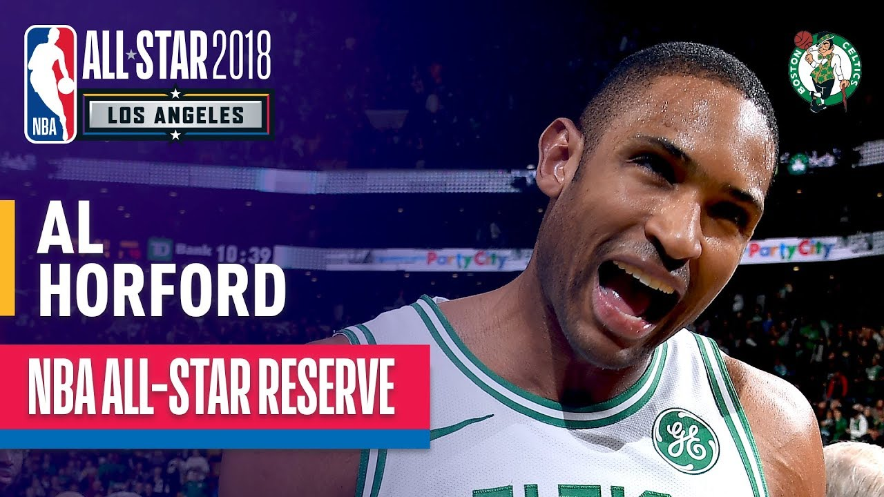 Al Horford All-Star Reserve | Best Highlights 2017-2018