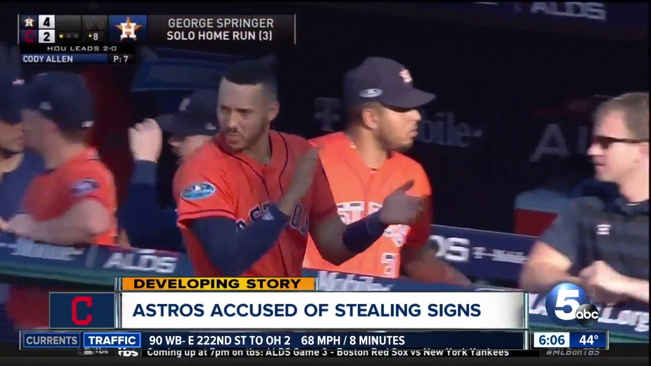 Astros' Jose Altuve denies ever wearing electronic devices; MLB ...