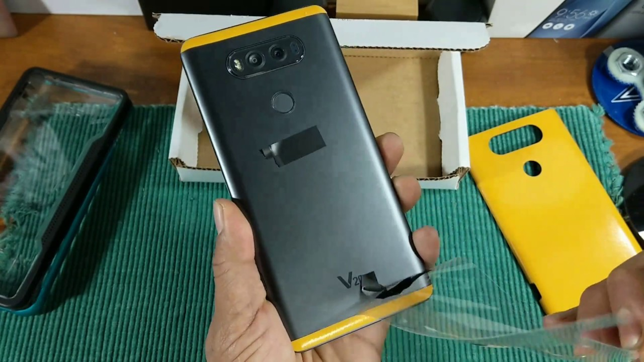 LG V20 & ePartSolution Back Plate Cover Replacement Part, A THUMBS UP! From  Me
