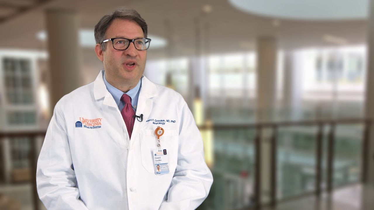 Meet UVA Pediatric Neurologist, Howard Goodkin, MD
