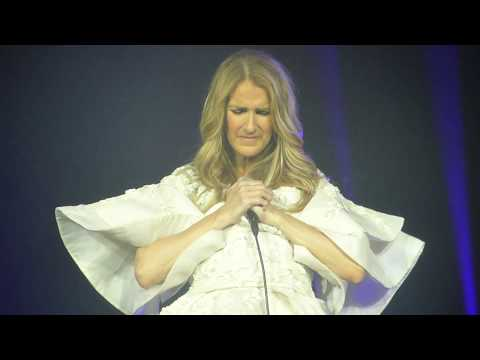 Celine Dion - The Reason - Live At The o2, London - Wed 21st June 2017