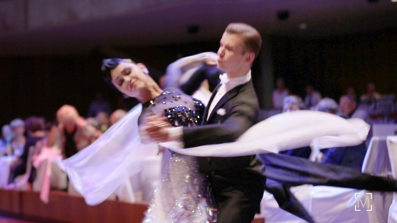 Isaev Fedor - Zudilina Anna, RUS | GOC 2018 Mannheim - WDC Amateur STD -  Honor dance SF