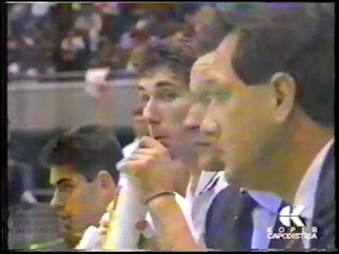 1989 Men's Volleyball World Cup Cuba - Italy