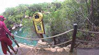 Kat's Chicken Jump Off The Cliff Of Courage In Mexico