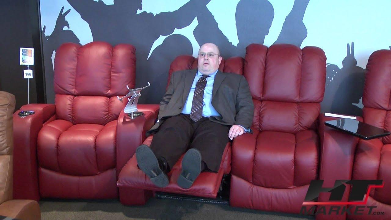 palliser channel home theater seating best seller youtube