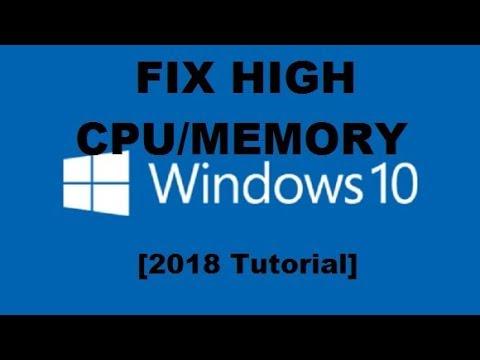 nt kernel & system high disk usage windows 10