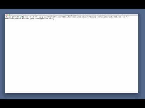 Gnip Historical PowerTrack API Webinar