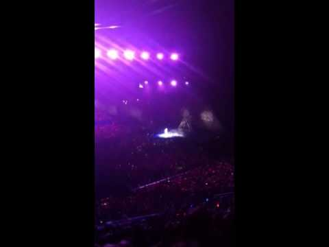 Katy Perry Perth Arena (opening Speech)