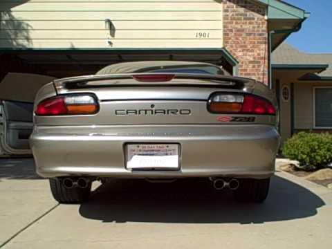 Slp Loudmouth Ii Catback Exhaust 1999 Camaro Z28 Youtube