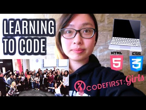 Learning to Code | My experience with Code First Girls
