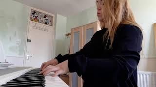 Book 2 - Prelude and Fugue in A minor - Hanna Zinatoulina (BMus 2) and Daniella Ortigoza (ISP)