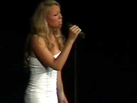 Mariah Carey  - My Saving Grace ( Live - Charmbracelet Tour )