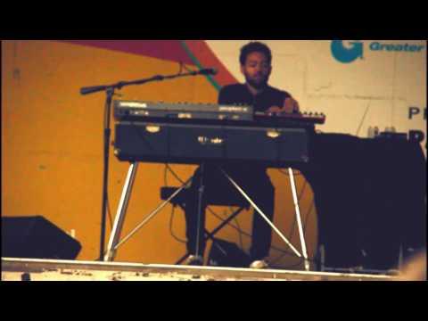 Taylor McFerrin  - Parks on Tap - Twilight  Music Festival  Concert Series
