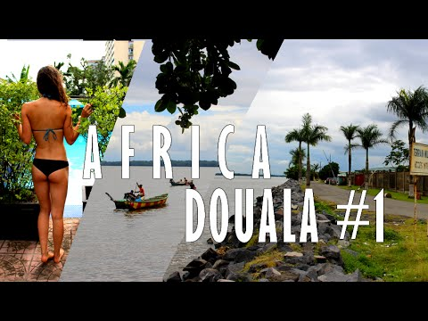 AFRIQUE #1 : Douala, découverte Cameroun, saison des pluies