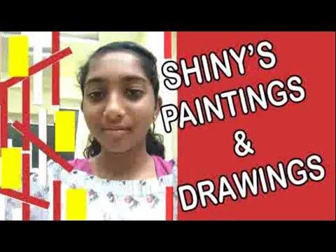 Shiny's Paintings & Drawings || Chandika World