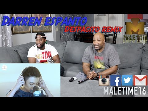 Despacito Remix feat. Justin Bieber - Luis Fonsi & Daddy Yankee (Cover by Darren Espanto) (Reaction)