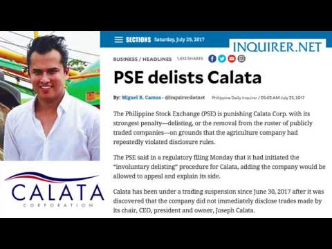 DELISTED COMPANY, WHAT'LL HAPPEN TO MY SHARES? - Investing Philippines