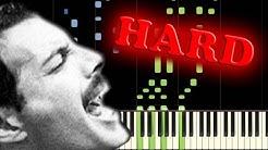 QUEEN - DON'T STOP ME NOW - Piano Tutorial