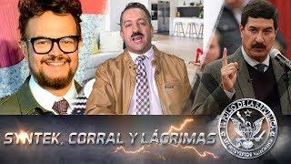 SYNTEK, CORRAL Y LÁGRIMAS - EL PULSO DE LA REPÚBLICA