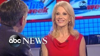 Kellyanne Conway: Clinton FBI Review Plays Into Voters