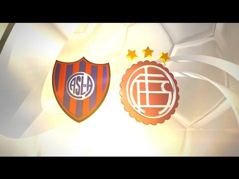 San Lorenzo vs. Lanús. Final. Campeonato de Primera División 2016
