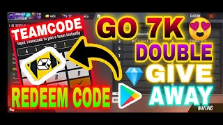 7k KARWA DO FREE FIRE LIVE GIVEAWAY CUSTOM ROOM | FF LIVE #gyangaminglive​​​​​ #DesiGamers