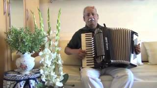 SHESHADRI SINGS   AANSOO SAMJH KE   THROUGH HIS ACCORDION