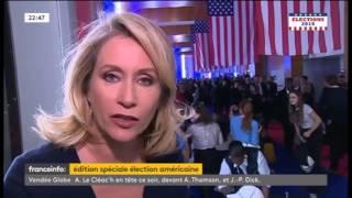 US Election 2016: Franceinfo presentation