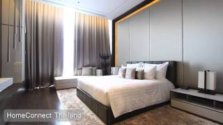 Award-winning Penthouse In Bangkok At Emporium Suites