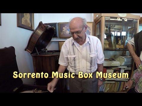Sorrento Music Box Museum