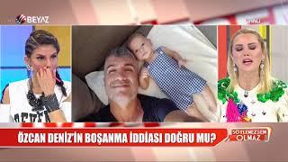 Bircan haftalar önce söylemişti...Özcan Deniz ile Feyza Aktan çiftinden kötü haber