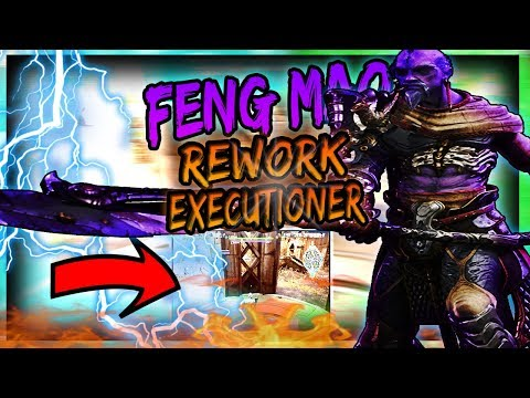 paragon v44 feng mao rework jungle gameplay is he still godly