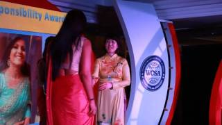 Payal Sinha honoured with
