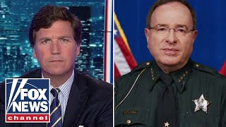Florida sheriff blasts Biden Justice Department on 'Tucker Carlson Tonight'