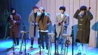 [SBS]두시탈출컬투쇼,거짓말이야, B1A4 라이브